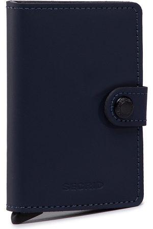Secrid Portefeuille homme petit format - Miniwallet MM Matte Night Blue