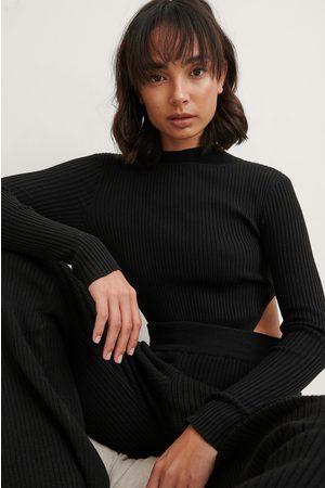 Trine Kjaer x NA-KD Recyclée Body - Black