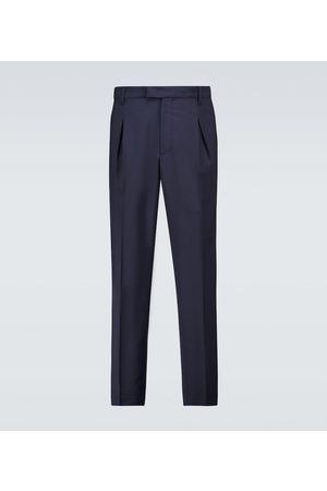 BARENA Pantalon Braghier en laine