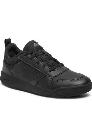adidas Garçon Chaussures basses - Chaussures - Tensaur K S24032 Core Black/Core Black/Grey Six