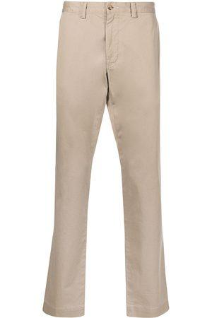 Polo Ralph Lauren Pantalon droit à patch logo