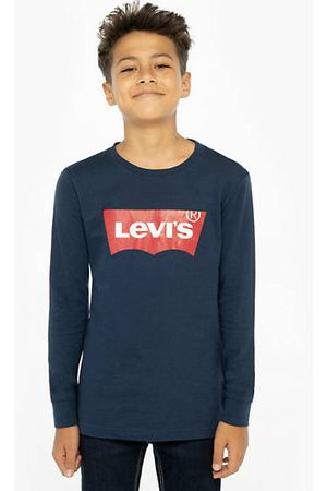 Levi's Fille Robes - Kids Batwing Tee / Dress Blues