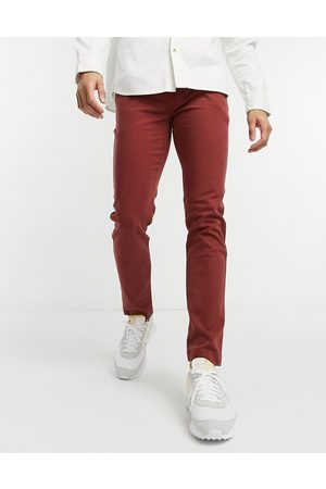 Levi's XX - Pantalon chino ajusté en sergé - garance