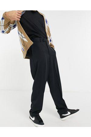 ASOS Pantalon slim élégant à taille haute