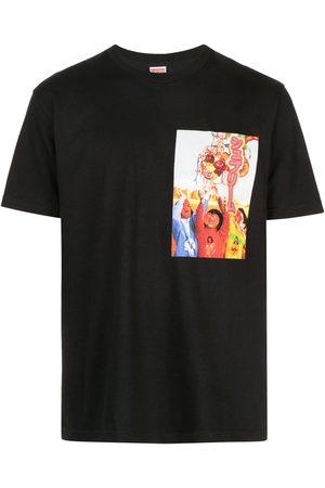 Supreme T-shirt à imprimé graphique