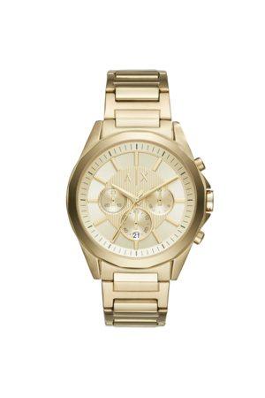 Armani Montre - Drexler Chronograph AX2602 Gold/Gold