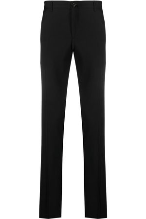 Etro Pantalon skinny à bords rayés