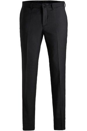 Jack & Jones Homme Pantalons Slim & Skinny - Coupe Slim Pantalon De Costume Men black