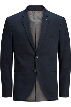 Jack & Jones Homme Blazers - Polyester Recyclé Blazer Men blue