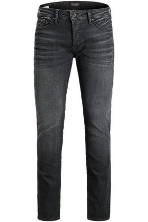 Jack & Jones Homme Slim - Tim Original Jos 119 Jeans À Coupe Slim/straight Men grey