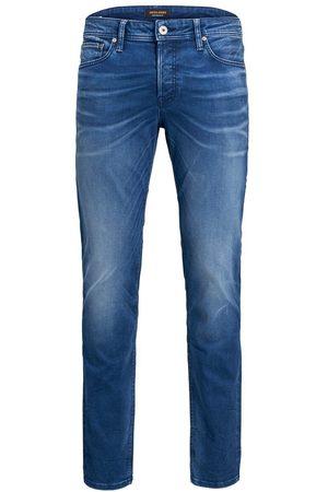 Jack & Jones Homme Slim - Tim Original Jos 519 Jeans À Coupe Slim/straight Men blue