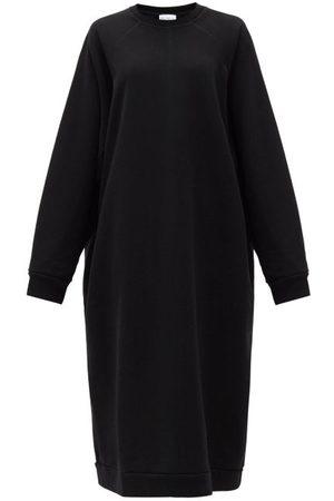 Raey Femme Sweatshirts - Robe-sweatshirt en fibres recyclées