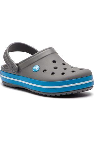 Crocs Mules / sandales de bain - Crocband 11016 Charcoal/Ocean 1