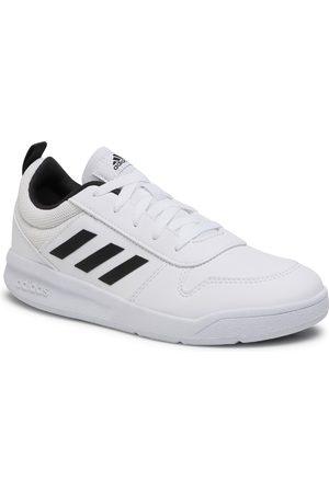 adidas Garçon Chaussures basses - Chaussures - Tensaur K S24033 Ftwwht/Cblack/Ftwwht