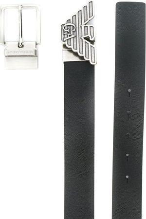 Emporio Armani Ceinture à boucle logo