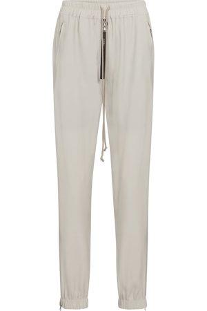 Rick Owens Pantalon de survêtement slim