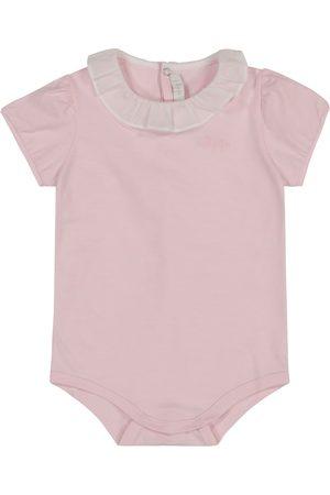 Il gufo Bébé – Grenouillère en coton