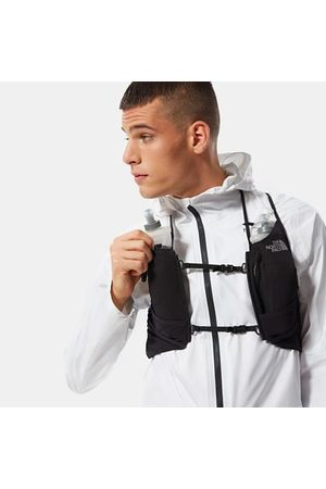 The North Face Gilet Flight Series™ Race Day 8 l Tnf White / Tnf Black Taille L