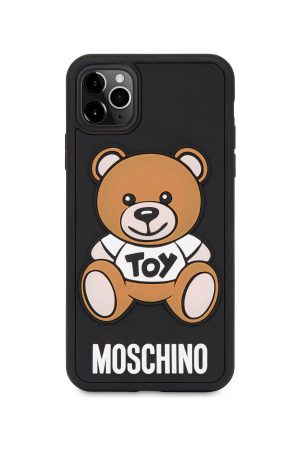 Moschino Cover Iphone Xi Pro Max Teddy Bear