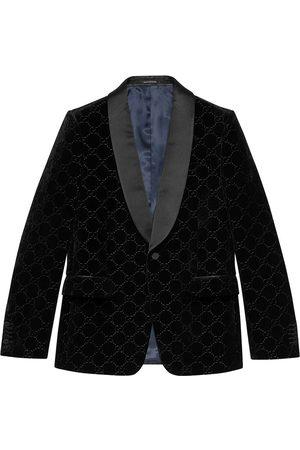 Gucci Homme Vestes - Blazer à effet de velours