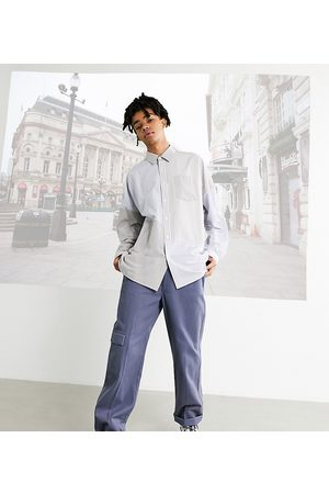 COLLUSION Pantalon droit en sergé