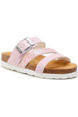 DR. BRINKMANN Femme Mules & Sabots - Mules / sandales de bain - 500004 Rosa 42