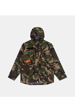AAPE BY A BATHING APE Parka façon snowboard capuche camouflage
