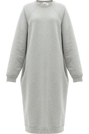 Raey Robe-sweatshirt en fibres recyclées