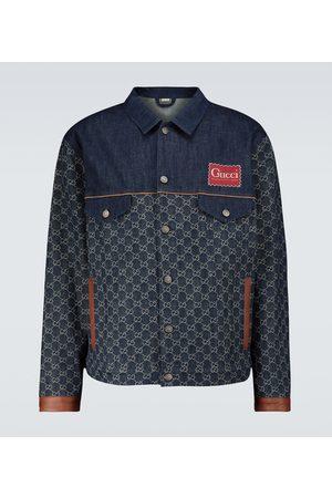 Gucci Veste en jean GG
