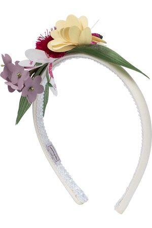 MONNALISA Serre-tête Corsage à fleurs