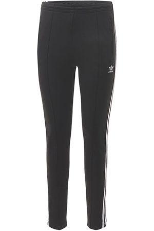 adidas Pantalon Slim Détail Logo