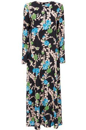 La DoubleJ Femme Robes longues - Robe Swing Dress manche longue