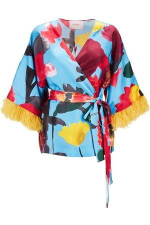La DoubleJ Femme Chemisiers - Blouse Kimono