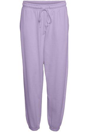 Vero Moda High Waisted Sweatpants Women Pastel