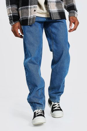Boohoo Homme Jeans - Relaxed Fit Rigid Jean Homme