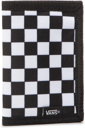 Vans Homme Portefeuilles - Portefeuille homme petit format - Slipped VN000C32HU01 Black/White Che