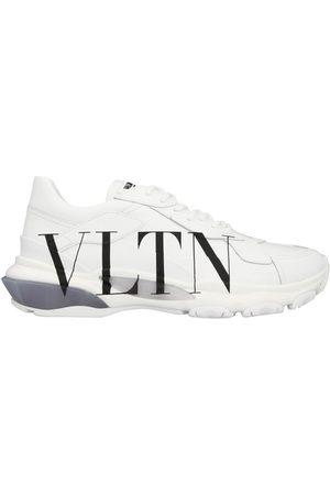 VALENTINO Sneakers logo VLTN
