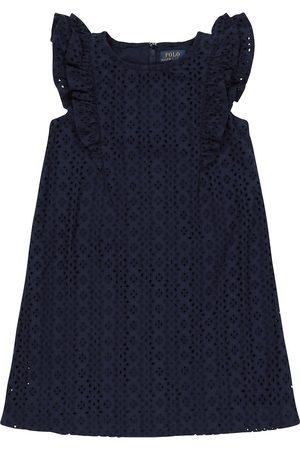 Ralph Lauren Robe brodée en coton