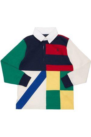 Ralph Lauren Polos - Polo En Piqué De Coton Imprimé