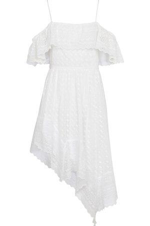 Isabel Marant, Étoile Robe asymétrique Timoria brodée en coton