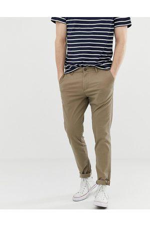 Jack & Jones Intelligence - Pantalon chino slim - Sable