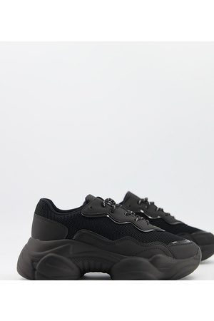 ASOS Pointure large - Divine - Baskets chunky