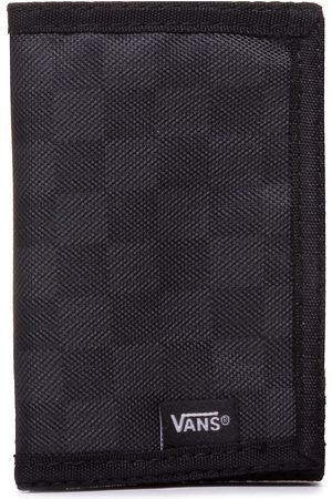 Vans Portefeuille homme petit format - Slipped VN000C32BA51 Slipped Black/Charcoal