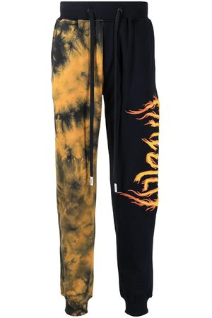 HACULLA Pantalon de jogging à imprimé tie dye