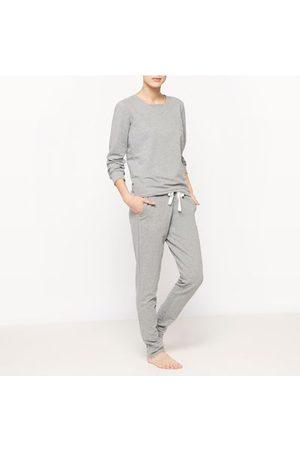 La Redoute Pyjama 2 pièces en molleton