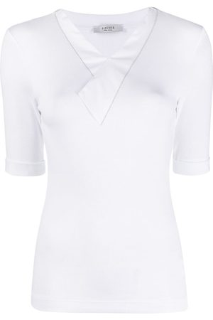 Peserico T-shirt à col v