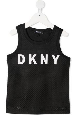 Dkny Kids Débardeur à logo imprimé