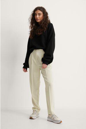 Melissa Bentsen x NA-KD Pantalon De Costume Fuselé