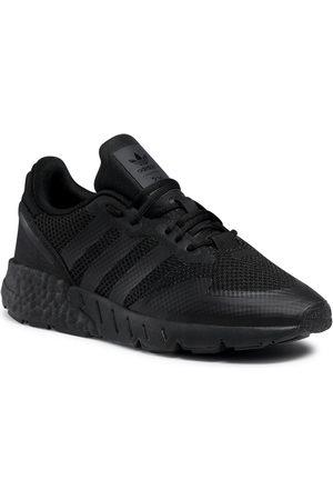 adidas Chaussures - Zx 1K Boost J G58921 Cblack/Cblack/Cblack