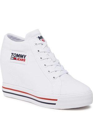Tommy Hilfiger Sneakers - Wedgr Sneaker EN0EN01346 White YBR